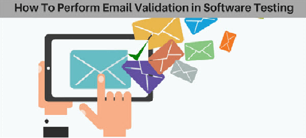 EMAIL VALIDATION TESTING
