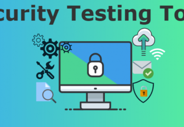 Security Testing Tools